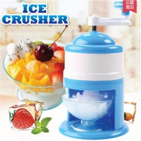 [Free Ongkir] Portable Ice Crusher / ALAT SERUT ES Manual / SNOW CONE MACHINE