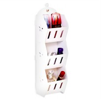 Colorful Storage Decorative Rack Shabby