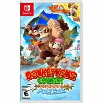 Switch Donkey Kong Country: Tropical Freeze Eur