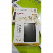 SSD EXternal Toshiba X10 250Gb