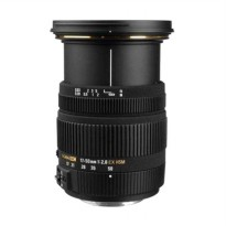 Sigma 17-50mm F2.8 EX DC OS HSM Black Lens for Nikon