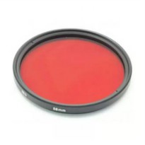 Third Party GP206 Kernel 58mm Red Filter Underwater Filming for GoPro