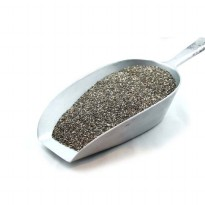 Organic Black Chia Seeds 500 Gr