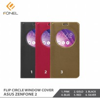 [serba 39rb] Fonel Flip Case for GrandPrime/NoteEdge/S6/S6edge/Zenfone2/A3