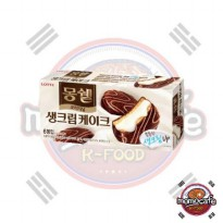 Lotte Dream Moncher Cream Cake 192gr Made In Korea