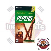 Lotte Pepero Almond Made In Korea