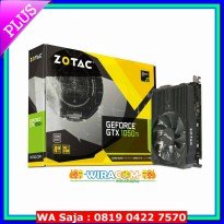 Graphic Card Zotac GeForce GTX 1050 Ti 4GB DDR5 / Zotac 1050Ti 4GB DDR5 VGA NVIDIA