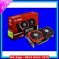 (NVIDIA Series - Geforce) MSI GTX 1050 Ti GAMING X 4GB / MSI GTX 1050 Ti GAMING X 4G