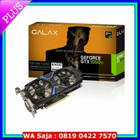 #NVIDIA Series - Geforce VGA GALAX nVidia Geforce GTX 1050 Ti EXOC (EXTREME OVERCLOCK) 4GB DDR5