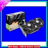 #NVIDIA Series - Geforce MSI NVIDIA GEFORCE GTX 1050Ti / 1050 Ti 4GT OC 4GB DDR5