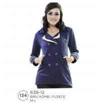 Azzurra Jacket / Sweater Casual Wanita 639-12