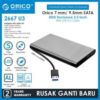 ORICO 2667U3 2.5 inch USB3.0 Hard Drive Enclosure