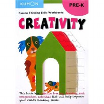 [HellopandaBooks] Kumon Thinking Skill Workbooks CREATIVITY