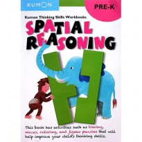 [HelloPandaBooks] Kumon Thinking Skill Workbooks SPATIAL REASONING (Pre-K)