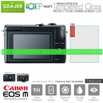 tempered glass Canon M100 M6 G7x mark II anti gores screen protector