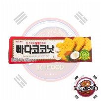 Lotte Butter Coconut 100gr - Snacks Korea