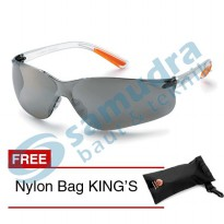 KING'S KY 2223 Kacamata Safety + Nylon Bag