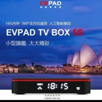 EVPAD 5S Android Tv Box 6K 8Core