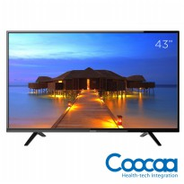 COOCAA TV LED 43