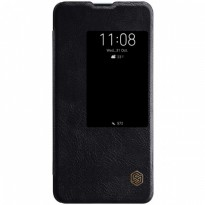 Nillkin Qin Leather Flip Case Huawei Mate 20 Black