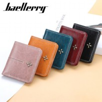 Dompet Wax Leather Premium Baelerry