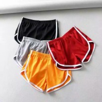 Celana Pendek Hot Pants Warna