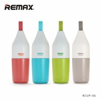 Remax My Honey Cold & Warm Water Bottle (RCUP-06)/ Botol Minum Sekolah