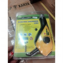 Alat Ukir Electric Engraver SELLERY