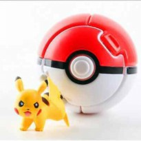 Pokeball Lempar Pokemon Figure Pokemon Hijab Payung Fig