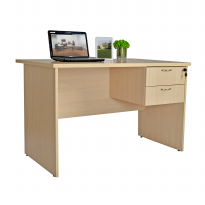 Writing Table with Hanging Drawer SPZ WT 1200 2DR ( R )