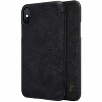 Nillkin Qin Leather Flip Case iPhone X / XS