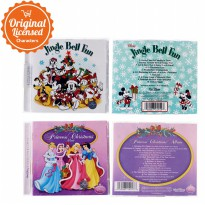 CD Song Disney Christmas , Baby Lullaby & OST