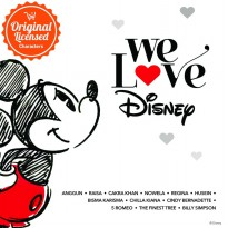[CD LAGU ANAK] We Love Disney | Soundtrack Lagu Disney