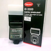 Flash I Discovery ID 2000 Nikon