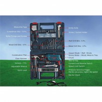 Bosch GSB 10mm Impact Drill Kit Complete Set