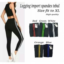 Celana Legging List Import
