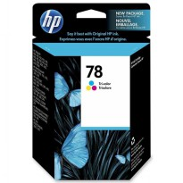 Tinta Cartridge HP Tri-Color Ink 78 [C6578DA]