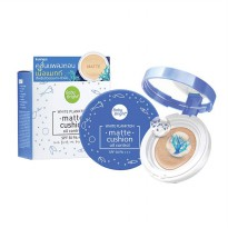 Baby Bright Cathy Doll White Plankton Matte Cushion Oil Control SPF 50 PA+++ 23 Natural Bright