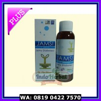 (Diskon) JAMSI OBAT HERBAL DIABETES 100 ML