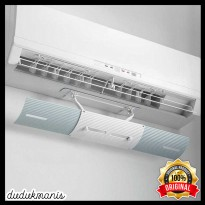 Cover Angin AC Adjustable Air Conditioner Windshield ELE-167