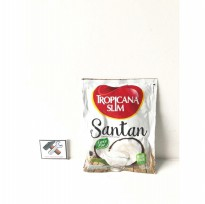 SANTAN INSTANT BUBUK TROPICAL SLIM LESS FAT AMAN UNTUK DIABETES