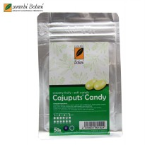 Cajuputs Candy Creamy Fruity 50g Healthy  Natural Products