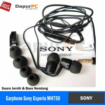 [NEW] Earphone SONY MH750 / Headset / Handsfree