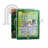 Mainan Playpad Anak Muslim iPad Al Quran 4 Bahasa Play Pad 4 in 1
