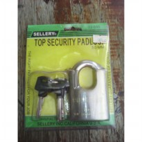 Gembok Brass Padlock 50mm SELLERY 22-595
