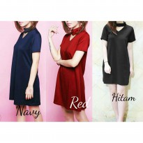 Yume Spandek Mini Dress