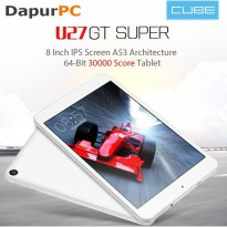 Tablet PC Android Quad-core MTK8613 1GB 8GB 8 Inch - Cube U33GT/U27GT