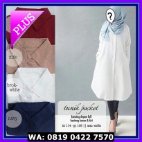 (Diskon) TUNIK POCKET