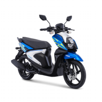 YAMAHA X-RIDE NEW 125 Blue/Red/White/Black Jakarta