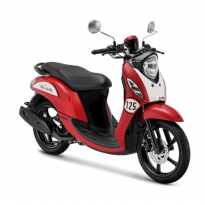 YAMAHA ALL NEW FINO SPORTY Blue/Red/Green Jakarta